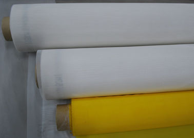 Textile Polyester Printing Mesh 100% Monofilament With 53 Inch Width Size