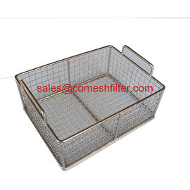 18mm Stainless Steel Wire Mesh Baskets For Storage And Drying